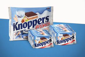 Knoppers 2013: 30 years of Knoppers - worldwide success